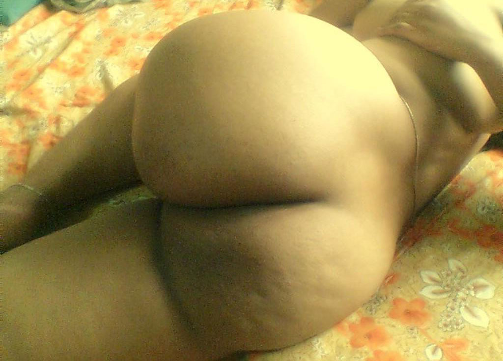 sexy wife ass in the bedroom