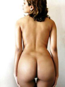 Hot desi butt naked
