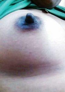 naked hard nipple